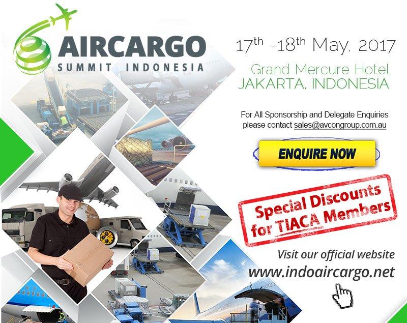1st Air Cargo Summit Indonesia 2017