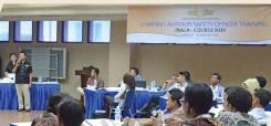 Pelaksanaan Training INACA untuk CASO, ASAT dan SIT Tahun 2017 ini