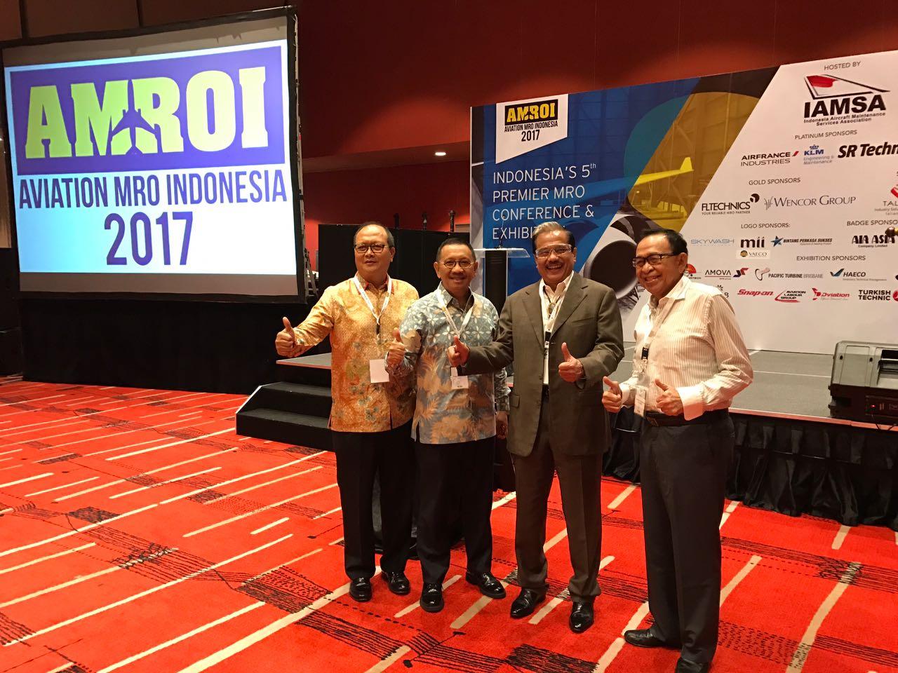 Indonesia's 5th Premier MRO Conference & Exbition