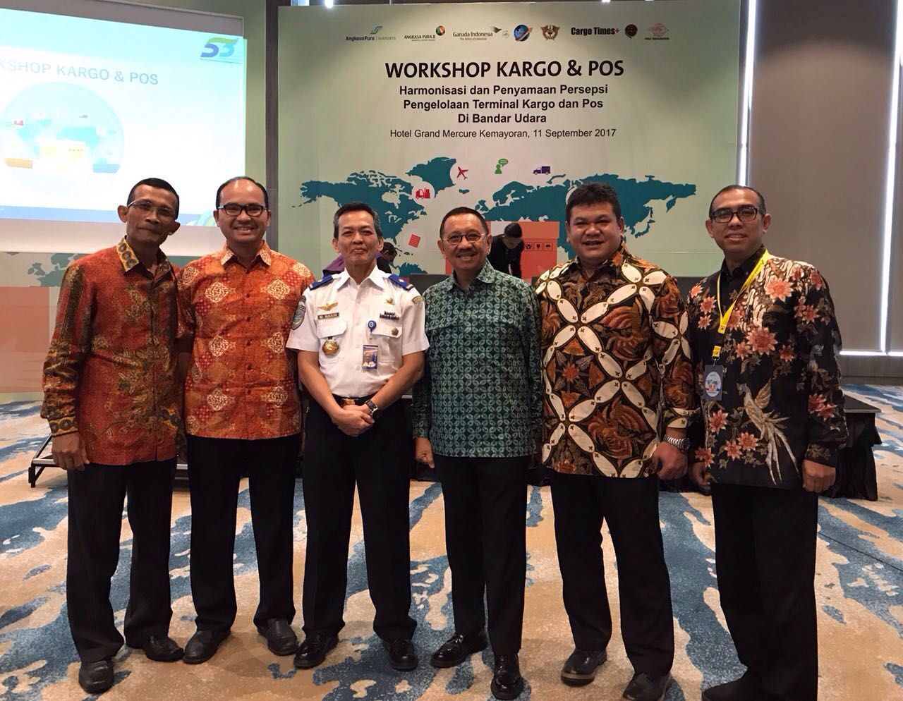 Workshop Kargo & Pos, 11 Sept 2017