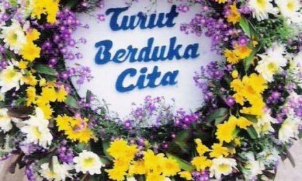 Berita Duka Cita : Belasungkawa atas wafatnya  Bapak Danang S. Baskoro Direktur Utama PT. Angkasa Pura I.