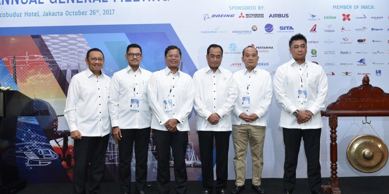 INACA officials