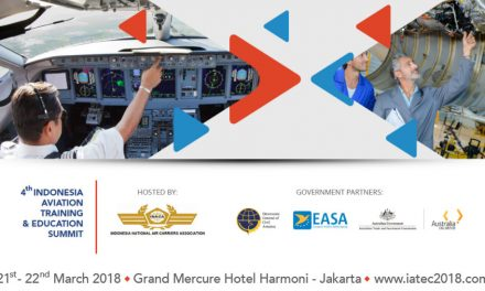 4th IATEC (Indonesian Aviation Training and Education Summit
