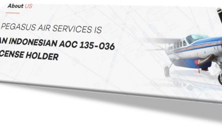 Today member's highlight on Pegasus Air Service