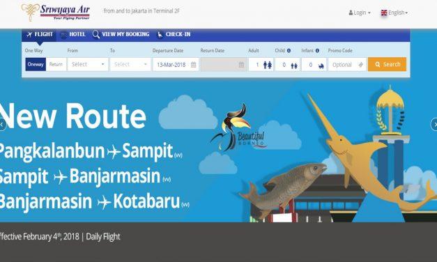 today member's promo on Sriwijaya Air