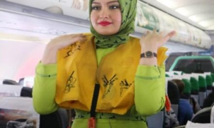 Today member's new uniform – Citilink
