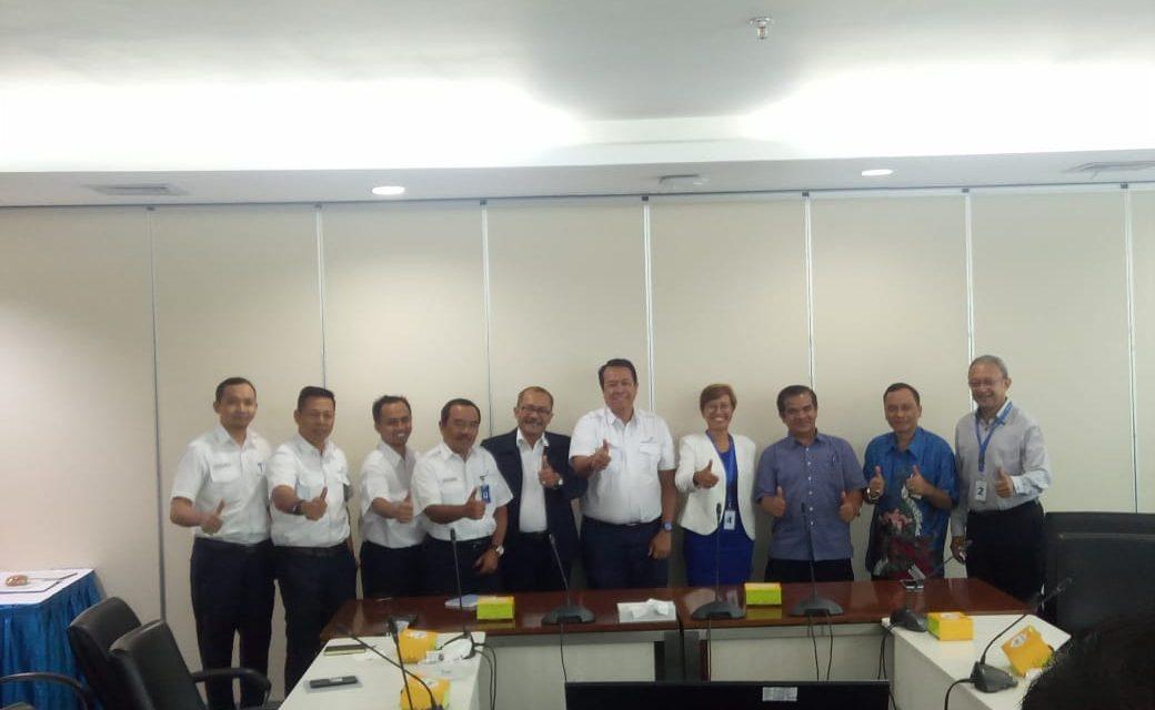 Technical meeting team Audit INACA dan PT.Angkasa Pura I