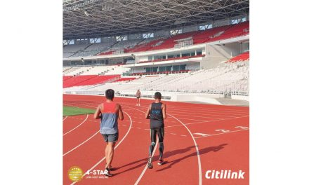 Sukseskan Asian Games by Citilink