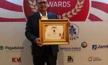 AirNav Indonesia meraih penghargaan 2017