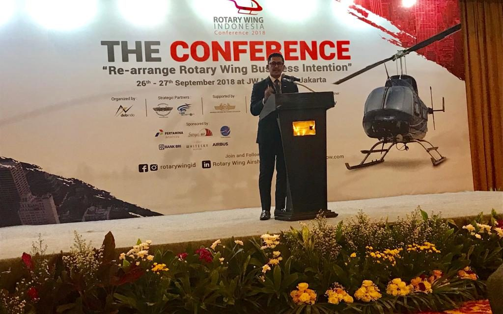 The Conference , by Rotary Wing Indonesia