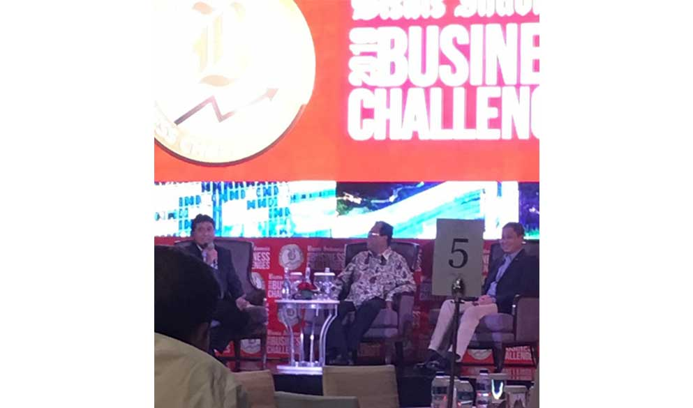 Business Challenges 2019 by Heru Legowo