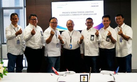 New Sriwijaya Air Board of Directors