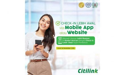 Citilink mobile app & web check in