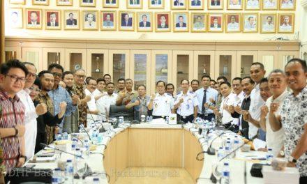FGD Rencana implementasi Kargo Udara Transshipment di Bandara Bali