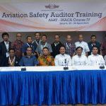 Aviation Safety Auditor Training (ASAT) course IV 22-26 April 2019