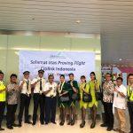 CITILINK INDONESIA LAKUKAN PROVING FLIGHT DI BANDARA YIA