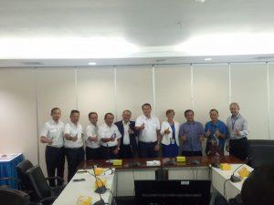 team audit inaca dan AP1 meeting 11 jul 2018