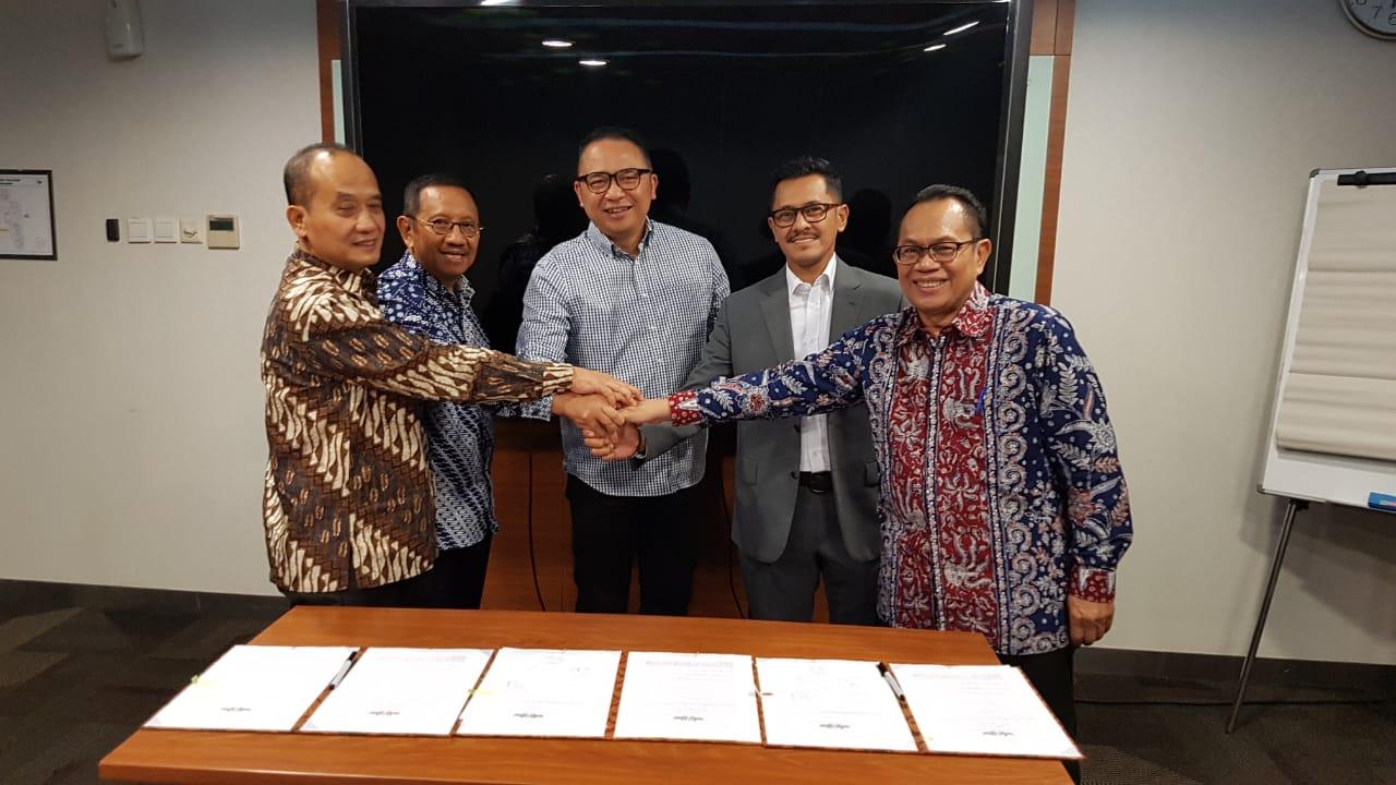 Serah Terima Jabatan Ketua Umum Inaca Inaca Indonesia